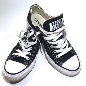 CONVERSE ALL STAR CHUCK TAYLOR Black Low Sneakers